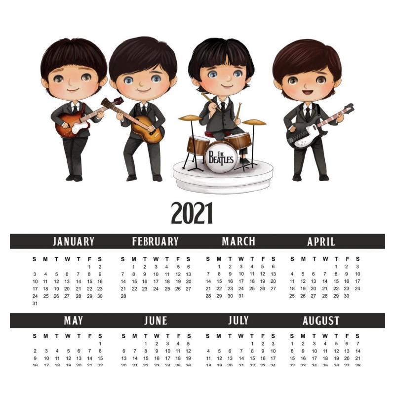 calendario anual baby beattles2