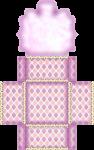 caixa delicada rapunzel