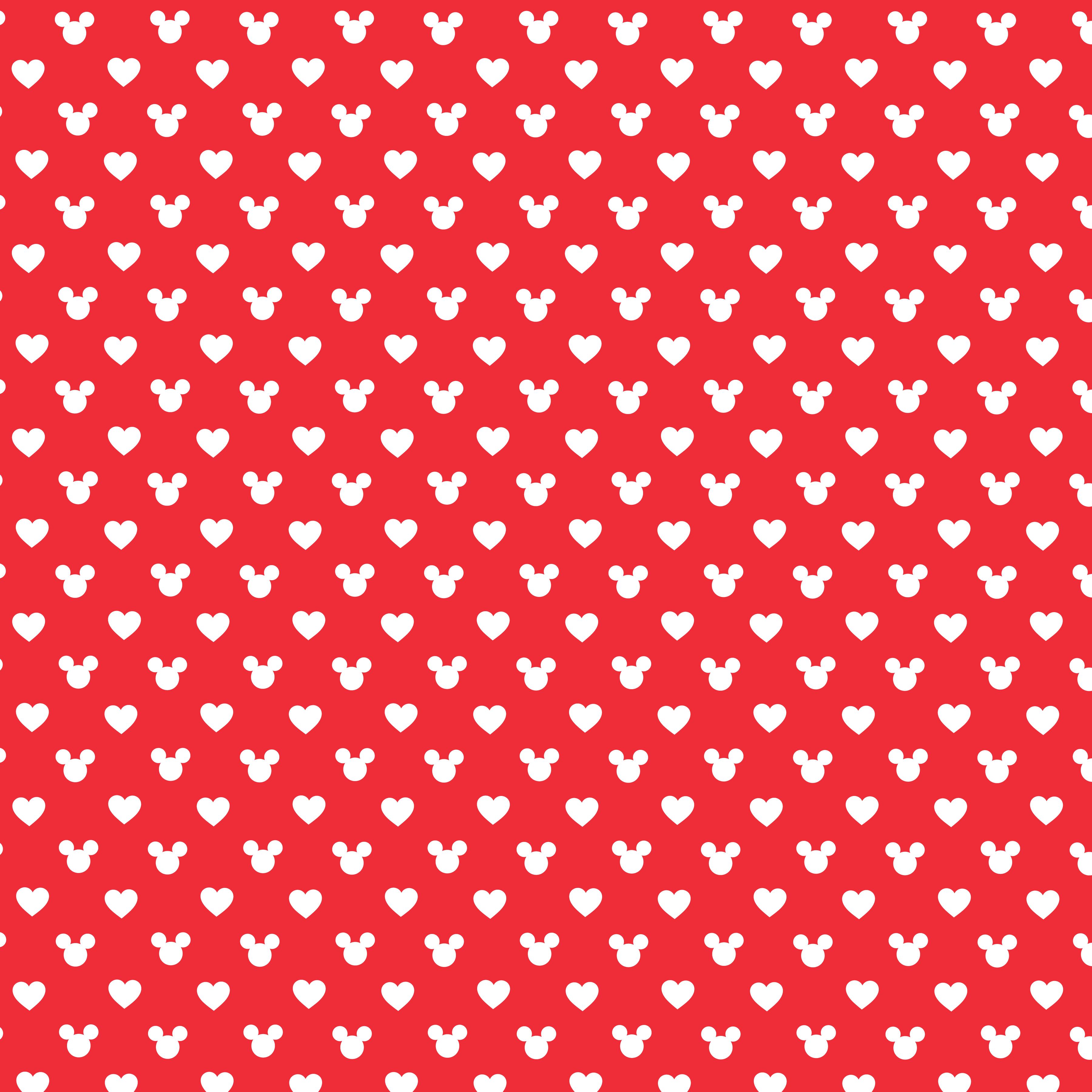 papel digital minnie vermelha 2