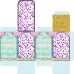 porta tubete jasmine