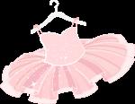 topo de bolo bailarina rosa 6