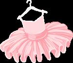 topo de bolo bailarina rosa 7