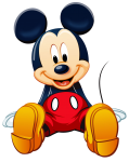 Mickey Mouse PNG Clipart