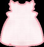 aplique tag cha de bebe rosa 11