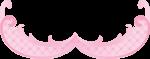 aplique tag cha de bebe rosa 16