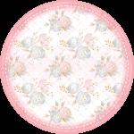 aplique tag cha de bebe rosa 7