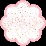 aplique tag cha de bebe rosa 9