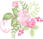 apliques jardim rosa 5