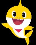 baby shark amarelo 3