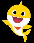 baby shark amarelo 4