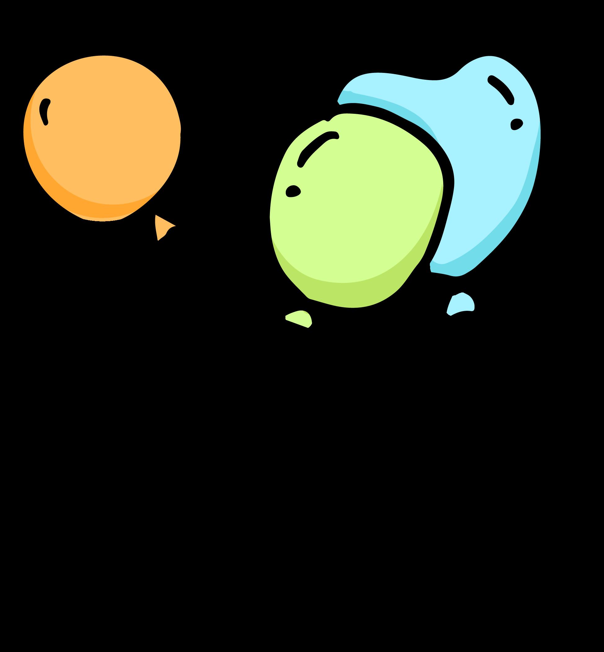 baloes 5 1