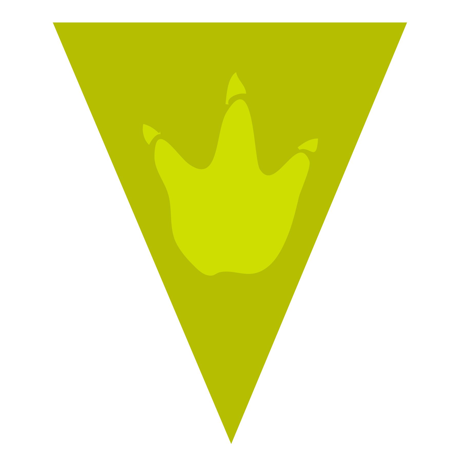 bandeirola dino 1