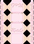 caixa bala bailarina rosa 1
