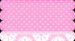 caixa cama casa de bonecas rosa 3