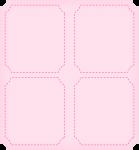 caixa guarda roupa casa de bonecas rosa 4