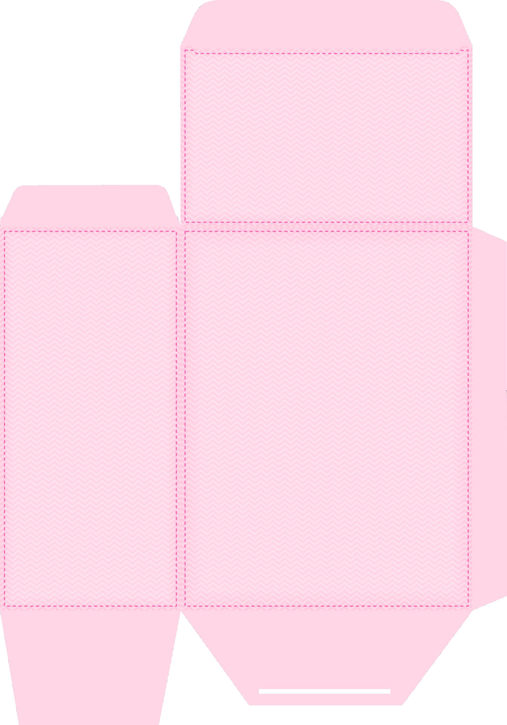 caixa guarda roupa casa de bonecas rosa 8