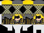 caixa meia bala batman cute