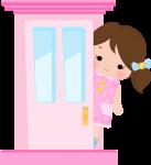 caixa milk casinha casa de bonecas rosa 4