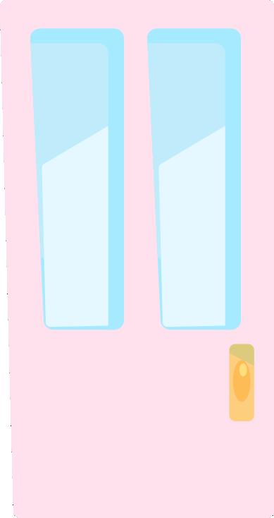 caixa milk casinha casa de bonecas rosa 5