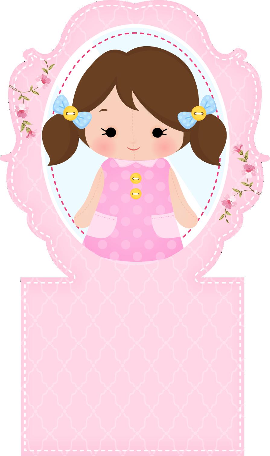 caixa penteadeira casa de bonecas rosa 4