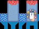 caixa redes sociais