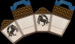 caixa sushi cavalos 1