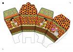 caixa sushi flintstones