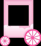 carrinho de pipoca bailarina circo rosa 3