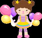 carrinho de pipoca bailarina circo rosa 5