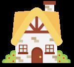 casa Chapeuzinho Vermelho cute