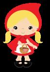 chapeuzinho vermelho cute 1