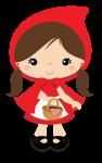 chapeuzinho vermelho cute 2