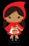 chapeuzinho vermelho cute 3