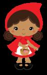 chapeuzinho vermelho cute 4