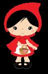 chapeuzinho vermelho cute 5
