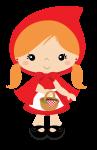 chapeuzinho vermelho cute 6