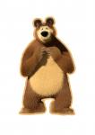 display masha e o urso 2