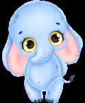 elefante cute