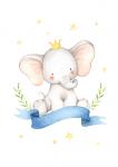 elefantinho aquarela 26