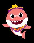 grandma shark rosa 2