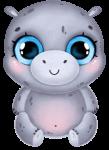 hipopotamo cute