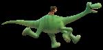o bom dinossauro 4