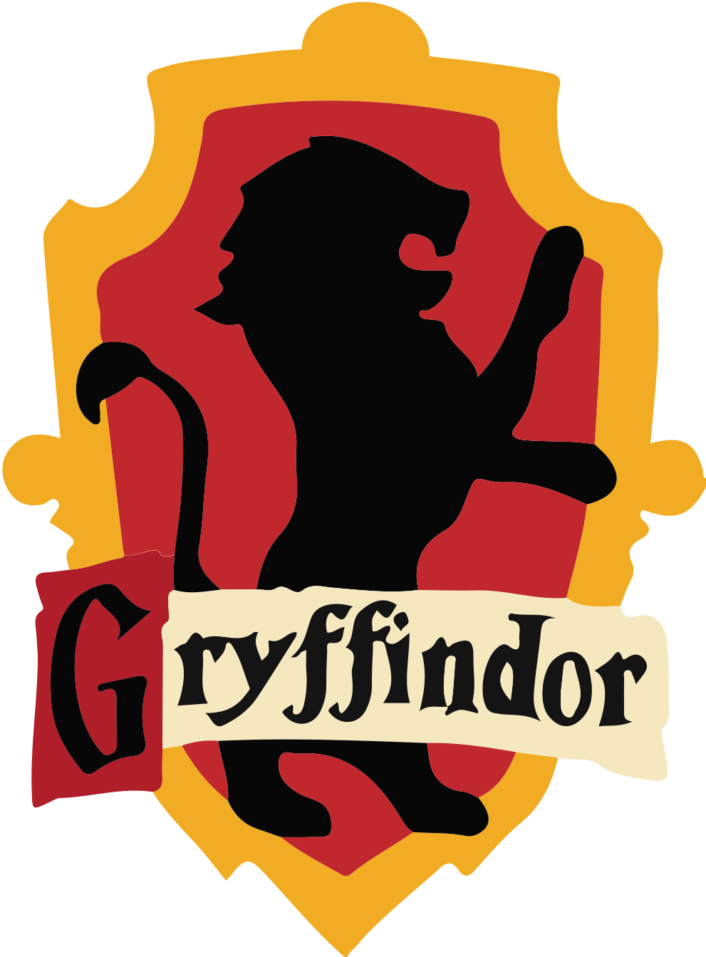 painel harry potter gryffindor 1