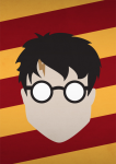 painel harry potter gryffindor 3