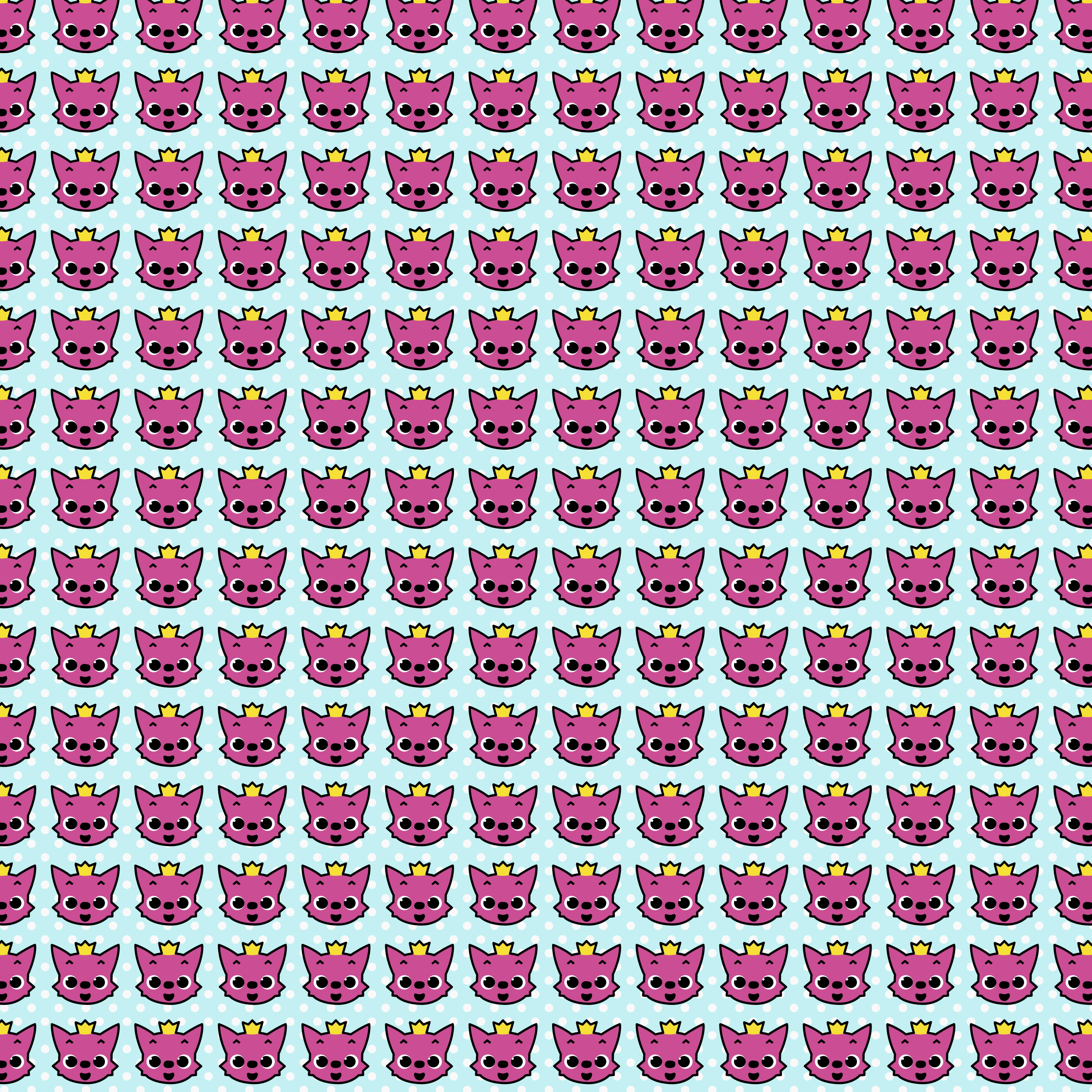 papel digital baby shark 12