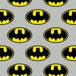papel digital batman cute 4
