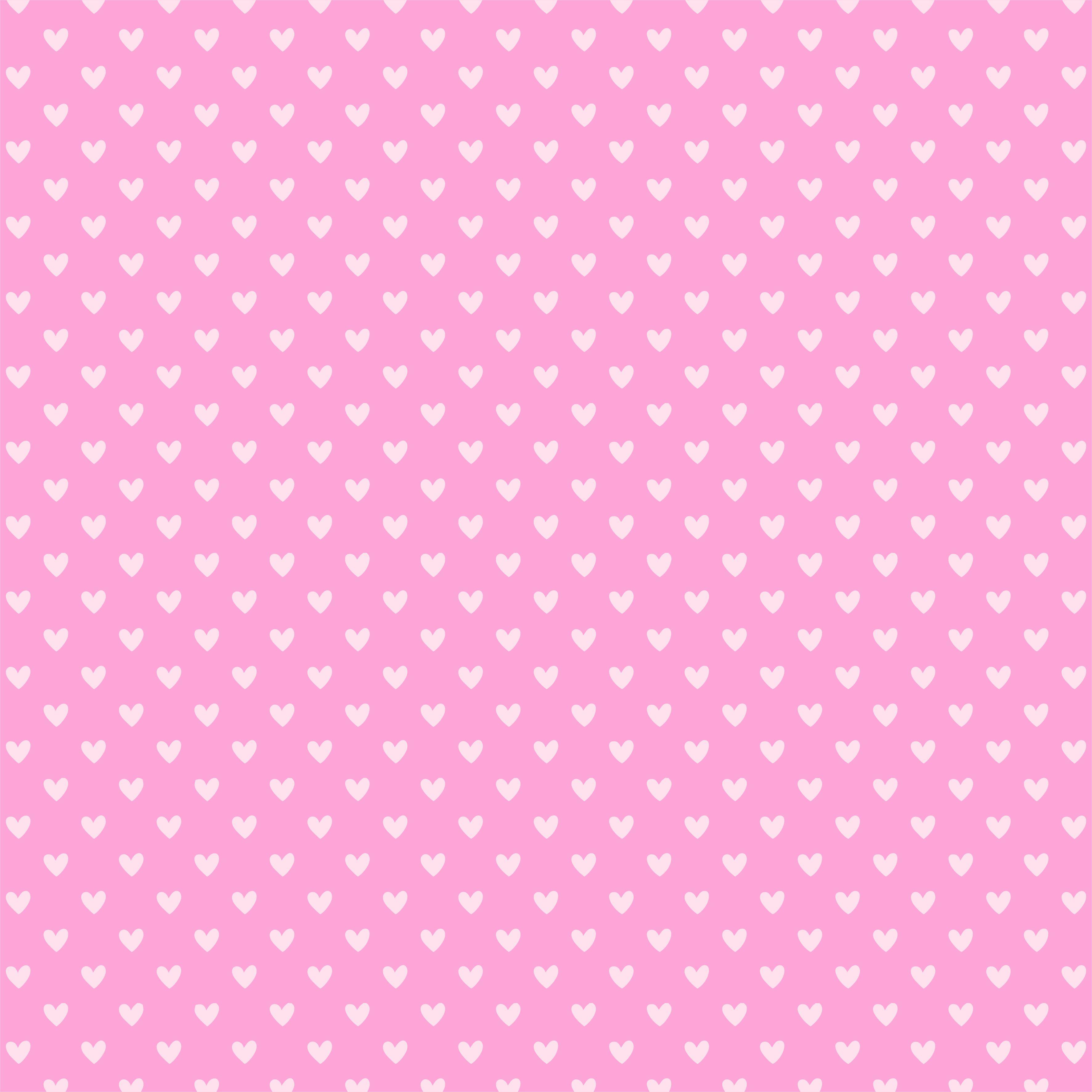 papel digital casa de bonecas rosa 2