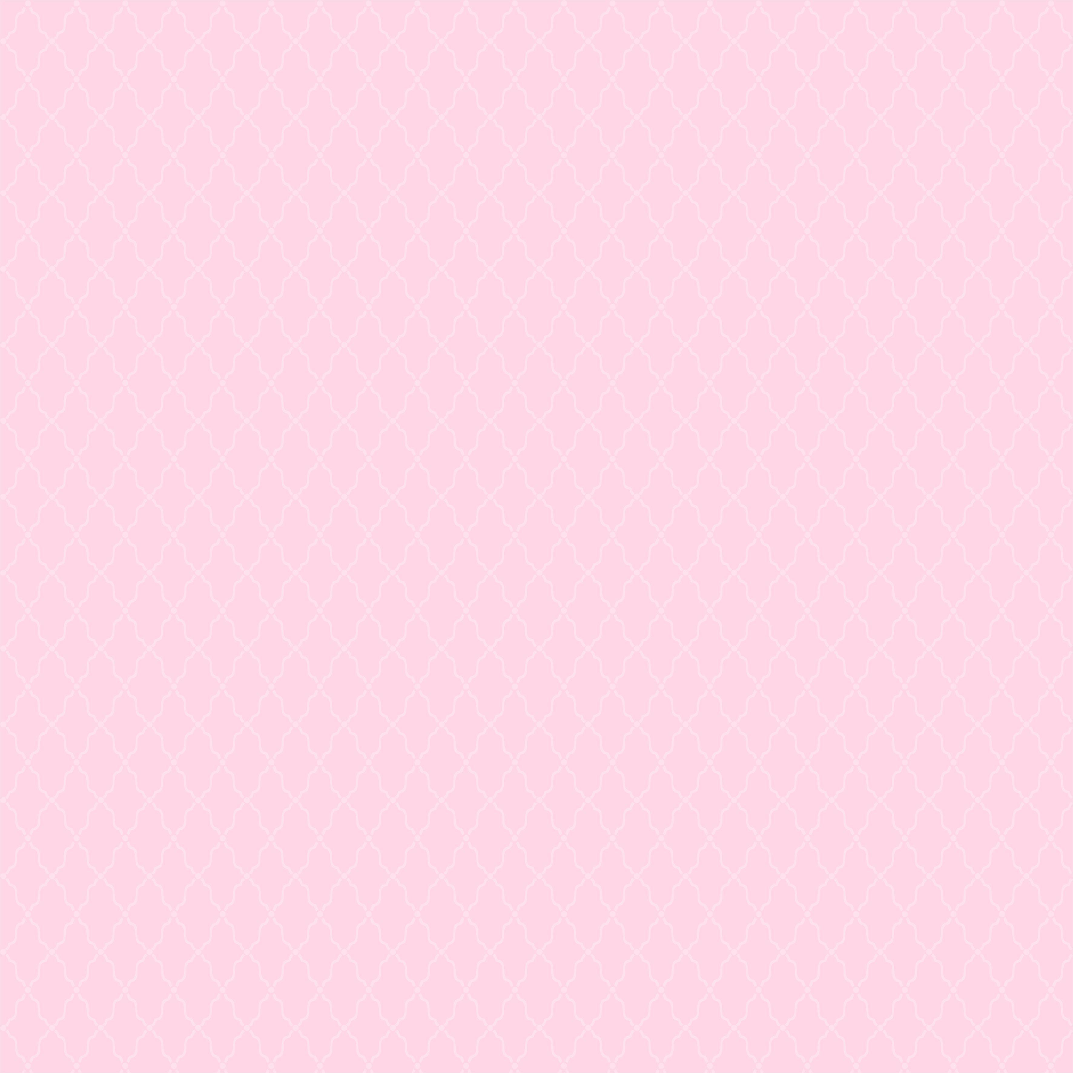 papel digital casa de bonecas rosa 3