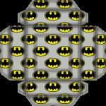 porta acrilico batman cute 3