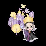 rainha cute 2